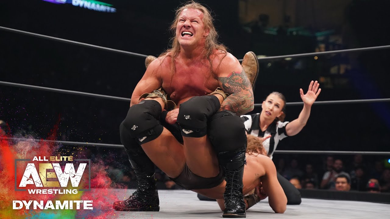 #AEW DYNAMITE EPISODE 12: DID JUNGLE BOY LAST THE 10 MINUTES ?