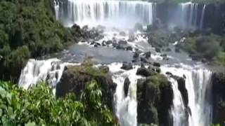 Repeat youtube video Iguazu Falls The Mission Soundtrack