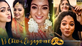 VJ Chitra-க்கு டும் டும் டும் | Engaged with businesses man | Pandian Stores