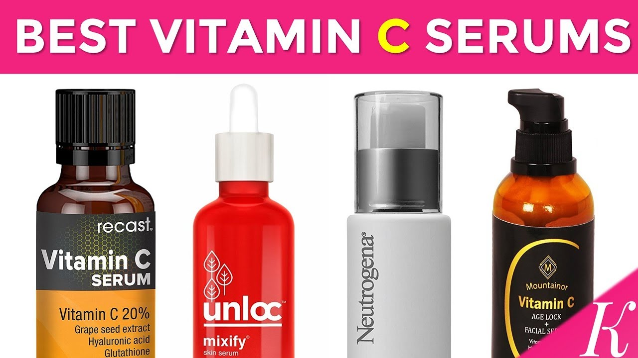 7 Best Vitamin C Serums for Face in India with Price | Anti Aging, Enhances  Fairness & Reduces Scars