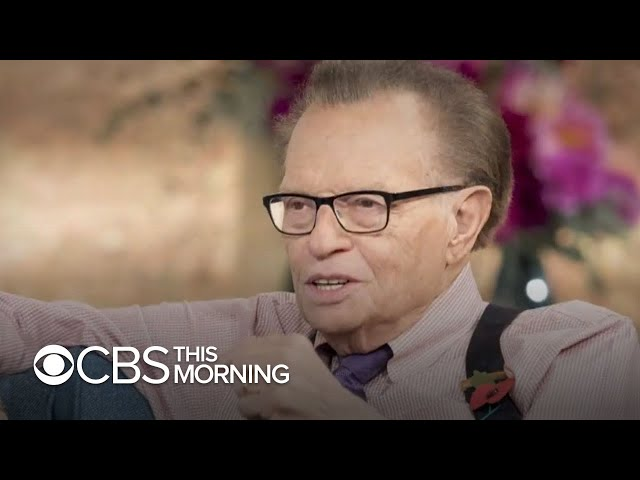 TV icon Larry King dead at 87