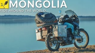 DUALSPORT MOTORCYCLE Around the World, Asia - Mongolia