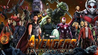Marvel Avengers Infinity Wars Trailer || By Gaming World ||