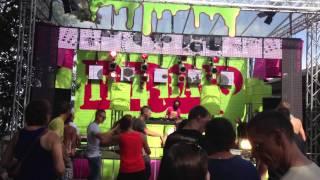 Limewax @ Decibel Festival 17 08 2013