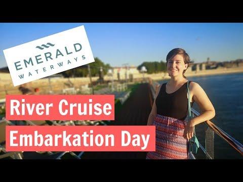 Emerald Waterways - European River Cruise Embarkation Day