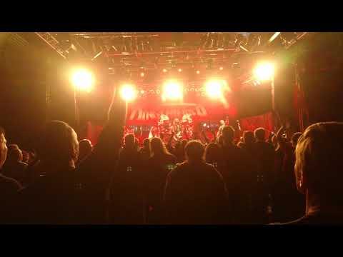 Dirkschneider live Tampere 13.11.2017