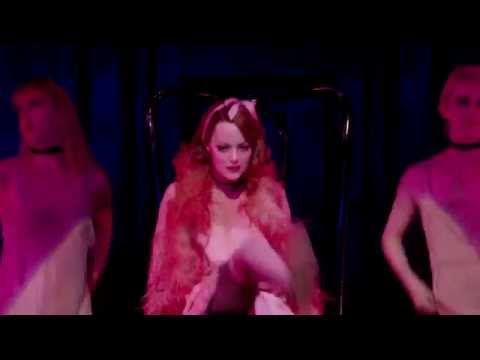 Emma Stone in 'Cabaret'