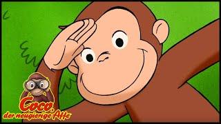 Coco der Neugierige Affe Deutsch🐵Coco, das Eichhörnchen🐵Ganze Folgen🐵Cartoons für Kinder