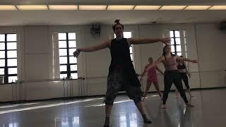 Swing Dance Combo