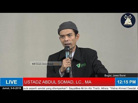 live-streaming- -kajian-zuhur- -masjid-al-madinah,-parung,-bogor