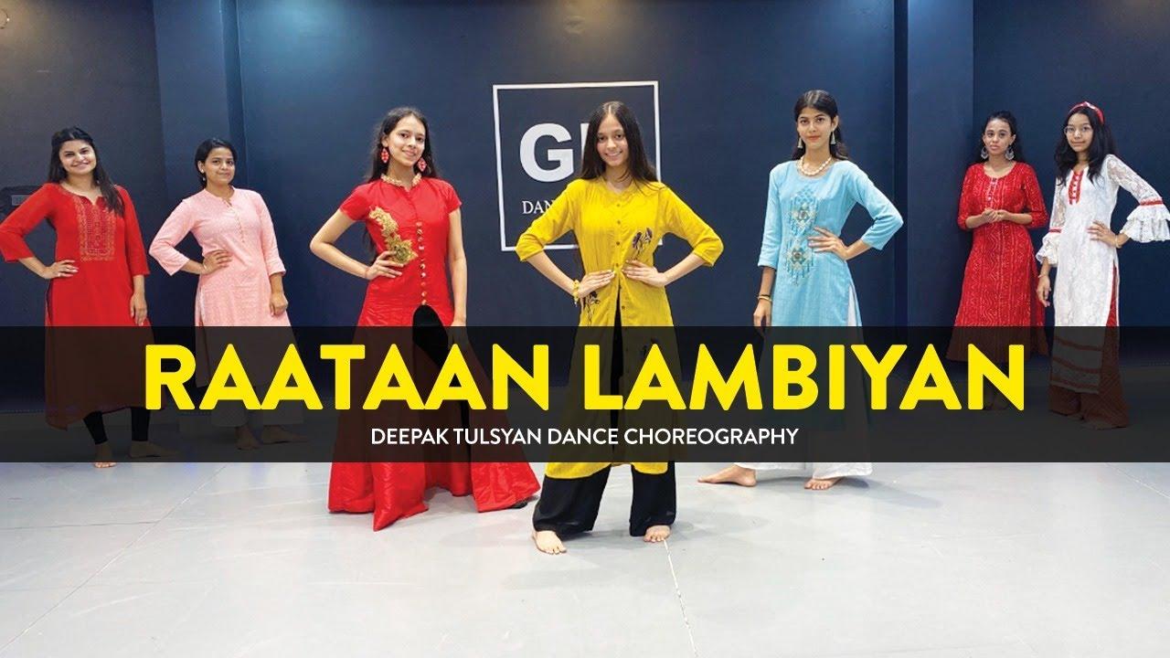 Download Raataan Lambiyan - Class Video | Deepak Tulsyan Dance Choreography | G M Dance Centre