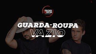 Edson &amp Hudson - Guarda-Roupa Vazio (Lyric Video Oficial)