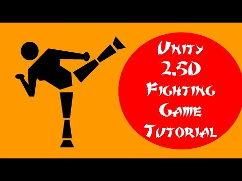 Unity3D Fighting Game Tutorial #45 Player Movement