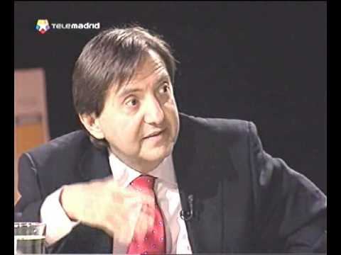 Federico Jimenez Losantos Entrevista.Telemadrid 9