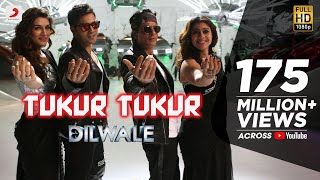 Repeat youtube video Tukur Tukur - Dilwale | Shah Rukh Khan | Kajol | Varun | Kriti | Official New Song Video 2015