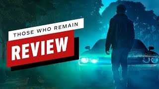 Those Who Remain Review (Video Game Video Review)