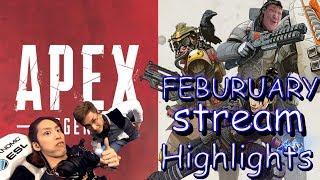 February Stream Highlights【SHAKA】