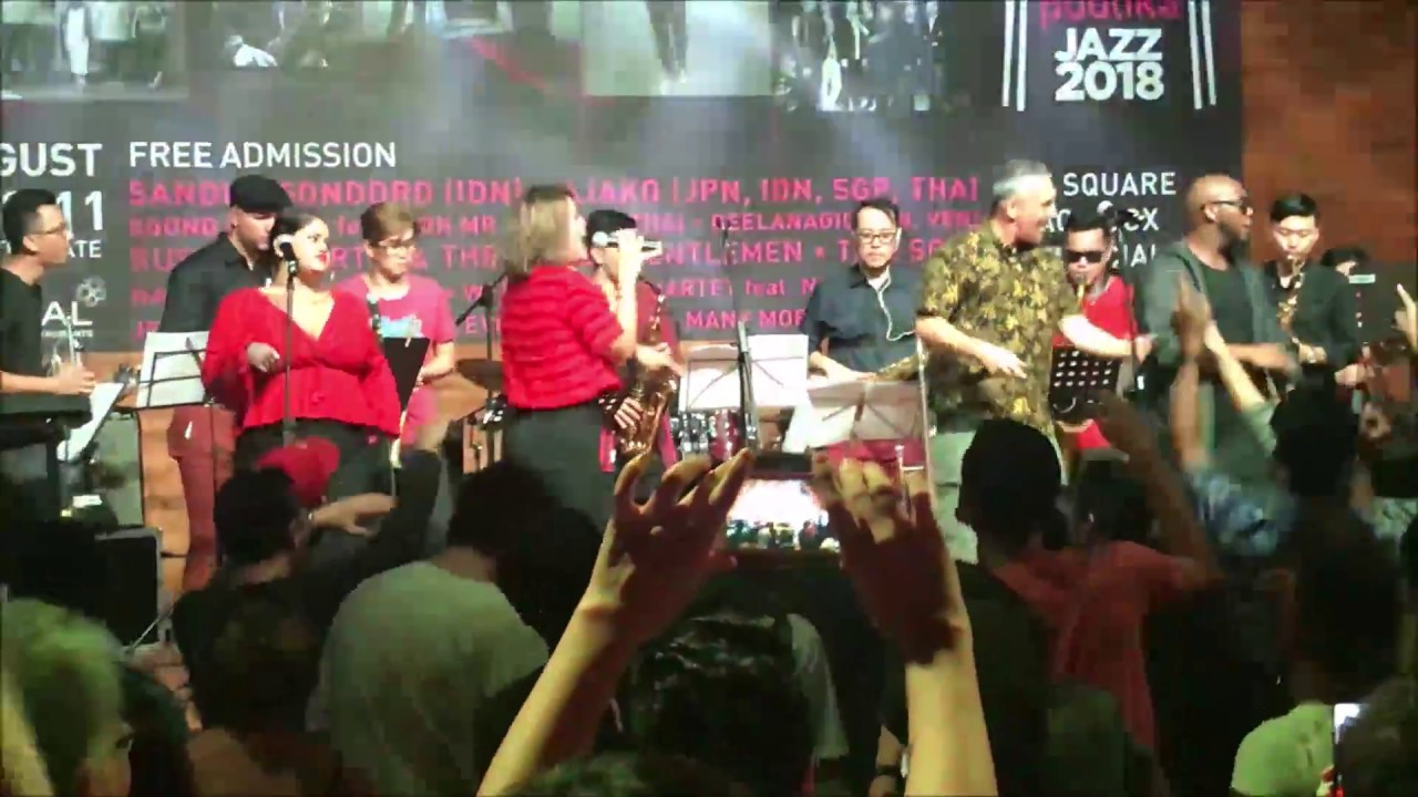 Q Sound & The 2nd Line at Publika Jazz 2018 [Vandal Edit]