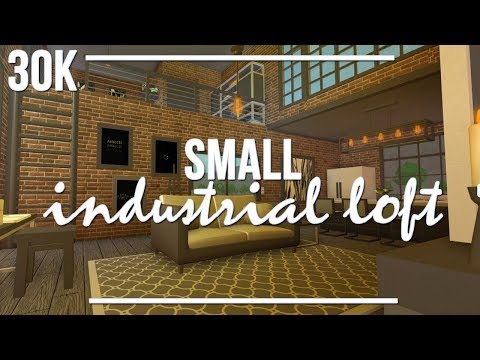 ROBLOX | Welcome to Bloxburg: Small Industrial Loft 30k