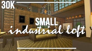 ROBLOX   Welcome to Bloxburg: Small Industrial Loft