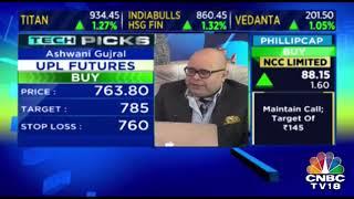 Ashwini Gujral's Stock Picks Of The Day | Market Live
