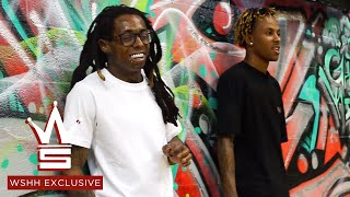 Lil wayne & rich the kid skateboarding vlog! (wshh exclusive)