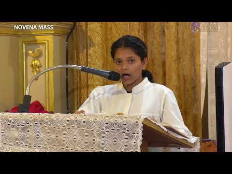 Novena Mass- Day 7- Fr. Derick Fernandes- St. John The Baptist Church- Pilerne