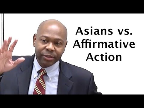 "Punishing Asians for ""what Whites did to Blacks"" - Jason Riley on failure of affirmative action"