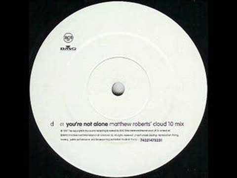Olive - You're not alone (Matthew Roberts Cloud 10 Remix)