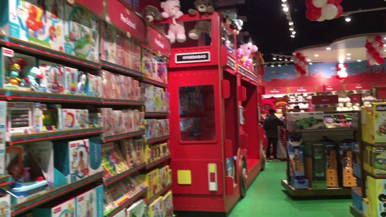 Toys From Hamleys : Hamleys toy shop live from hyderabad youtube