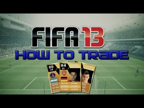 Fifa 13 Ultimate Team - How To Make Coins - Buy Low/Sell High
