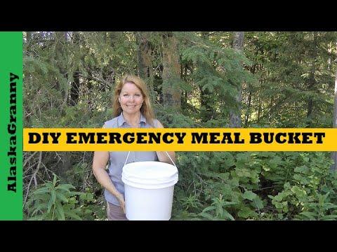 DIY Emergency Food Kit