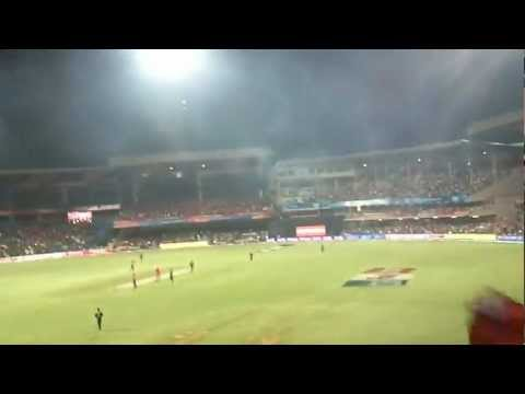 RCB vs PWI IPL Match @ Chinnaswamy Stadium, Bangalore