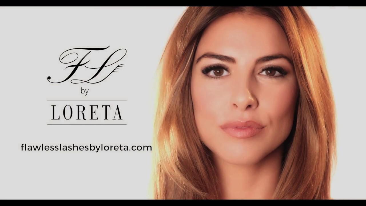 flawless lashes by loreta