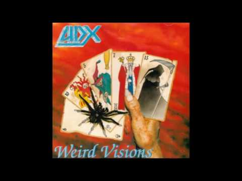 ADX - Weird visions CD - Full album (Heavy metal, France)