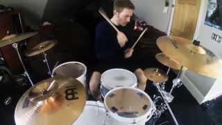 Dave Johnson - Lady Gaga - Gypsy Drum Cover/Remix