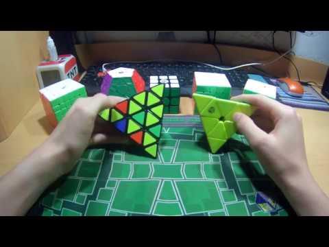 Как собрать пирамидку 4х4