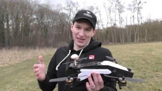 Walkera Furious 320 GPS: Speedtest