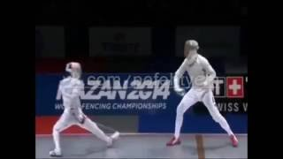 О правилах ФЕХТОВАНИЯ на САБЛЕ | About the rules in FENCING on a SABRE
