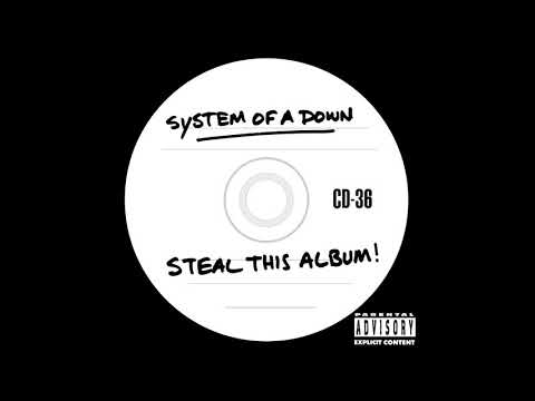 System of a Down - Chic 'N' Stu [RIGHT AUDIO CHANNEL ONLY]