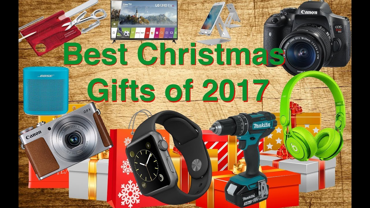 best christmas gift ideas 2017