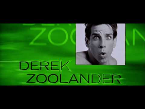 Zoolander (2001) | (1/6) | Male Model of the Year