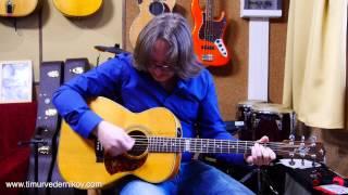 Тимур Ведерников  Как правильно и быстро поменять струны на гитаре(, 2014-02-08T17:55:14.000Z)