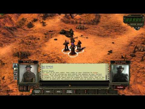 Wasteland 2 Gameplay Part 1
