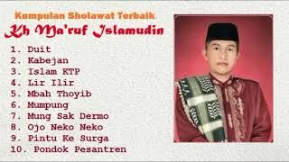 Gambar cover Sholawat Terbaik KH. Ma'ruf Islamudin || Rebana Walisongo