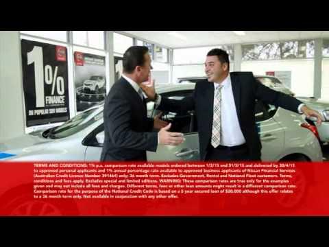 1% Finance Warrawong Nissan - YouTube