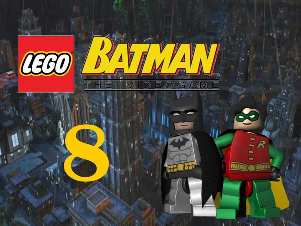 Let's Play! Lego Batman: The Video Game- Part 8: Under the ...