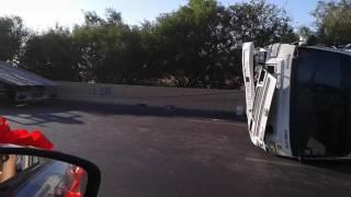حادث مروع على طريق البليدة عين الدفلة اليوم