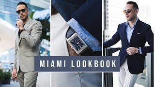 3 Easy Outfit Ideas | 48 Hours In Miami | Men's Outfit Inspiration