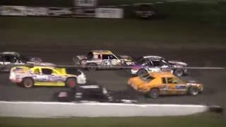 Benton County Speedway IMCA Stock Car Championship Feature